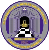 H. R. Butler Grand Council Order of Royal & Select Masters